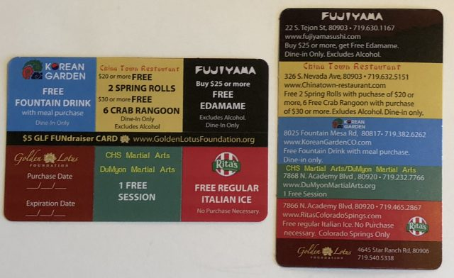 Local Merchant Discount Cards 8