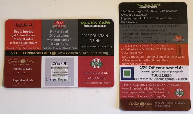 Local Merchant Discount Cards 7