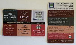 $5 Discount Card 1 - GLF Fundraiser 3